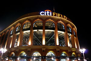 Citi Field at Night