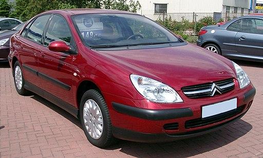 Citroen C5 front 20080519