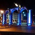 City Gate, Ponta Delgada, São Miguel Island, Azores - panoramio.jpg