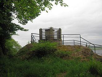 Clachnaharry - Monument for the Battle of Clachnaharry