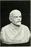 "Clare Sheridan. Bust of Lenin. Image from page 168 of ""Russian portraits"" (1921) - 14761201024.jpg"