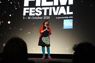 BFI London Film Festival - Clare Stewart at the 2016 festival