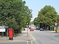 Claremont Road - Brent Terrace, NW2 - geograph.org.uk - 2576033.jpg