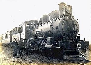 South African Class 6J 4-6-0 - SAR Class 6J, c. 1912
