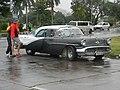 Classic cars in Cuba, Havana - Laslovarga017.JPG
