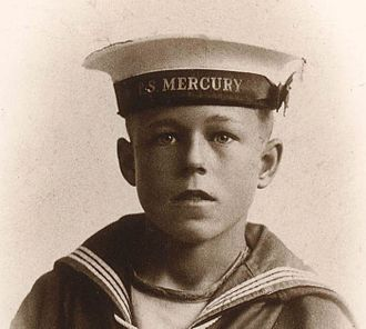 Claude Choules - Claude Choules, aged 14 in 1915