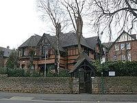 Clawson Lodge, Mansfield Road - geograph.org.uk - 1211550.jpg