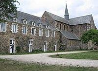 Clermont (Olivet), abbaye.jpg