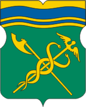 Zamoskvorechye District - Coat of arms of Zamoskvorechye District