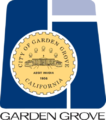 Coat of arms of Garden Grove, California.png