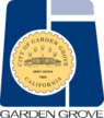 Coat of arms of Garden Grove, California.png