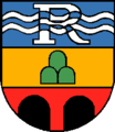 Coat of arms of Rivera, Ticino.png