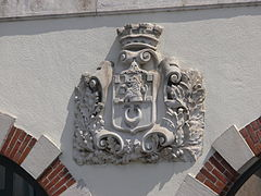 Coats of arms - Vesoul post office.jpg