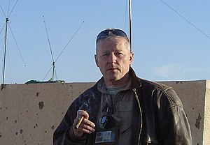Tim Collins (British Army officer) - Image: Col Tim Collins OBE