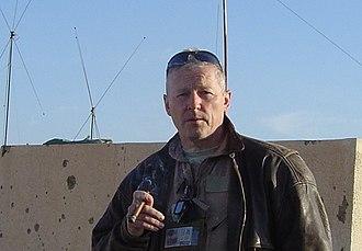 Tim Collins (British Army officer) - Image: Col Tim Collins OBE