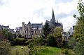 Collégiale Saint-Aubin, Guérande - View from City Walls.jpg