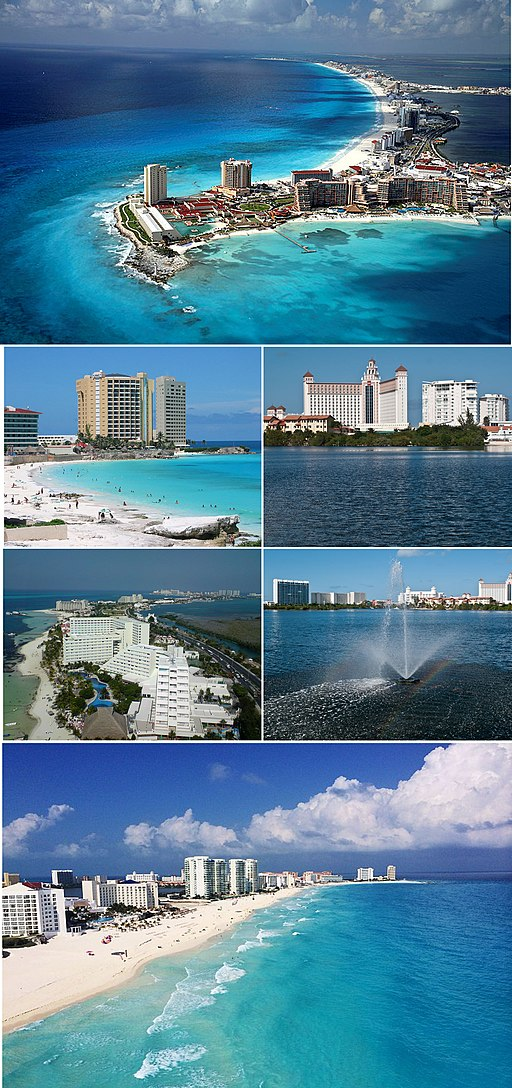 Collage Cancun