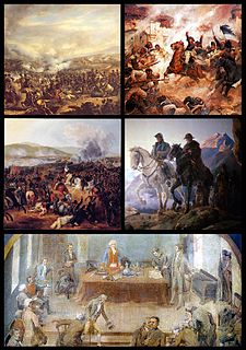 Chilean War of Independence conflict