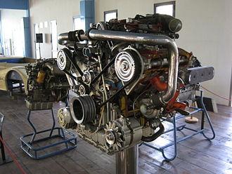 Maserati Biturbo - 12-valve Biturbo engine