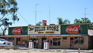 Collingullie - General Store at Collingullie