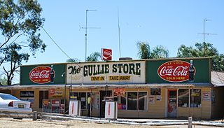 Collingullie Town in New South Wales, Australia