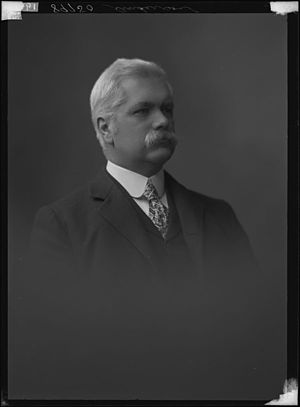 William P. Anderson - William Patrick Anderson in 1904