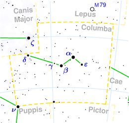 Columba constellation map.png