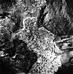 Columbia Glacier, Terentiev Lake, Calving Distributary, September 1, 1978 (GLACIERS 1105).jpg