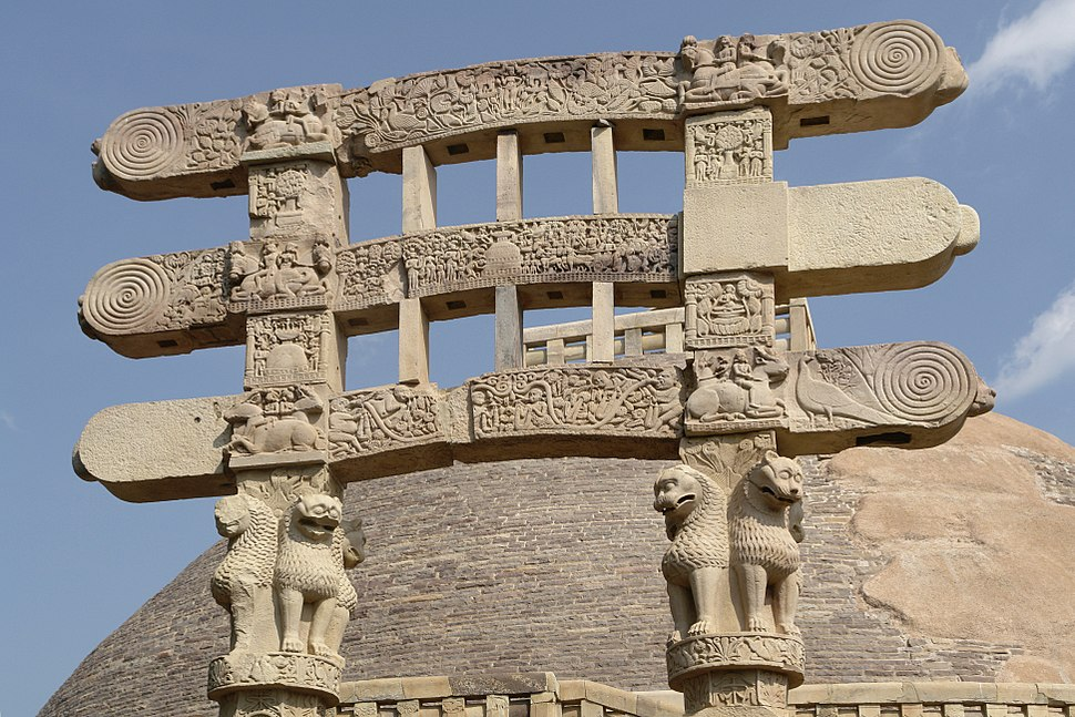 Column, Sanchi