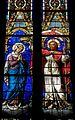 Combourg (35) Église Notre-Dame Vitrail 33.jpg