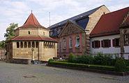 Comburg Sechseckkapelle quer