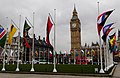 Commonwealth Day Parliament Square London - panoramio.jpg