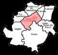 Communes limitrophes de Saint Benoist.png