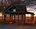 Community Pavilion at Sunset (5443606356).jpg