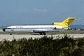 Condor Boeing 727-230; D-ABKL@PMI, October 1984 (5424548822).jpg