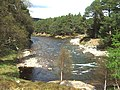 Confluence of Lui Water with the River Dee - geograph.org.uk - 806245.jpg