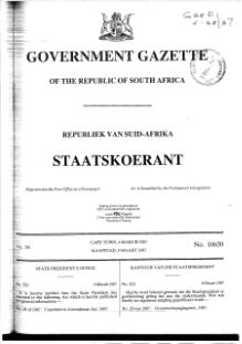 Constitution Amendment Act 1987.djvu
