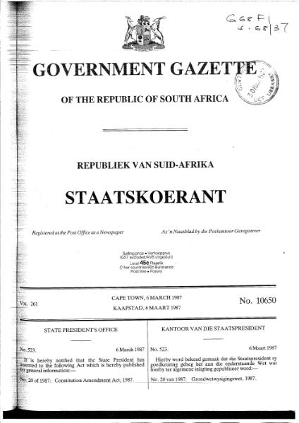 File:Constitution Amendment Act 1987.djvu