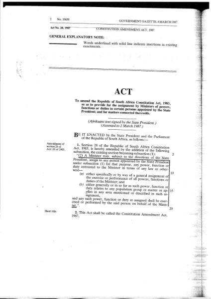 File:Constitution Amendment Act 1987.djvu