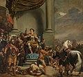 Consul Titus Manlius Torquatus laat zijn zoon onthoofden, SK-A-613.jpg