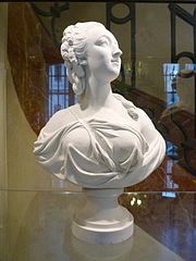 bust of Madame du Barry
