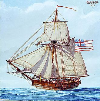 Raid on Canso (1776) - USS Providence