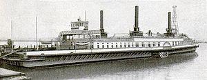 Solano (ferry) - Image: Contra Costa 1917