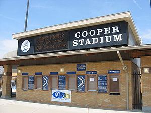 Cooper Stadium - Cooper Stadium Box Office