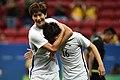 Coréia do Sul x México - Futebol masculino - Olimpíada Rio 2016 (28794437712).jpg