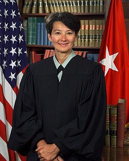 Coral Wong Pietsch U.S. judge and former Brigadier General