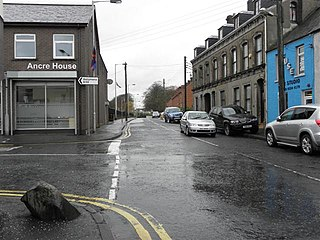 Doagh Human settlement in Northern Ireland