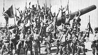 culmination of the Japanese invasion of the Philippines during World War II