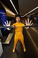 Cosplayer of Bruce Lee at Anime Festival Asia 20131109.jpg