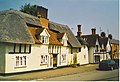 Cottages, Great Bardfield High Street. - geograph.org.uk - 138025.jpg